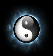 Yin Yang Criatura Mistério