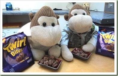 Cadbury Twirl Bites 1