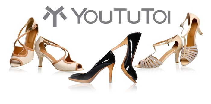 Yoututoi shoes