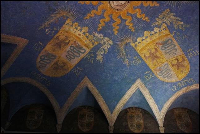 Sala dei Ducali Castello Sforzesco