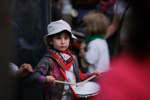 Correfoc petit. Festes de Santa Tecla Tarragona, Tarragonès, Tarragona