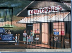 3897 Ohio - Delphos, OH - Lincoln Highway (5th St at Main St) - mural