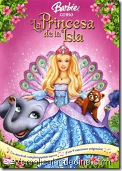 Barbie Como Princesa de la Isla