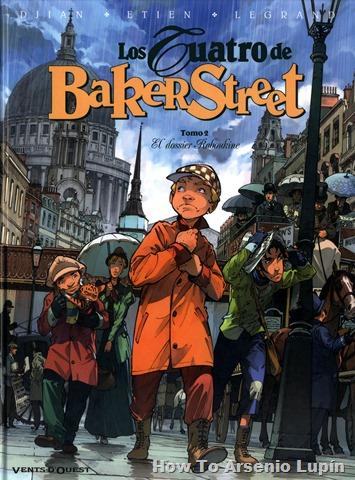 Les quatre de Baker Street - T2 - 00a