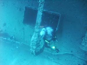 Engine Room Exit