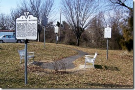 First Battle o f Manassas, Marker No. C-20 (Click any photo to Enlarge)