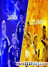 Xem Lại Nhật Bản Vs Colombia 3H Sáng Ngày 25-06-2014 World Cup 2014