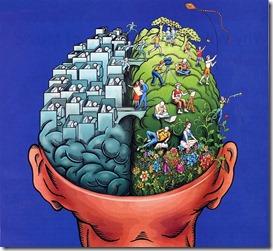 Nobelovka z roku 1981 odhalila specializaci mozkových hemisfér. Ani po třiceti letech ale nevěřte všemu, co o ní čtete... ;-)