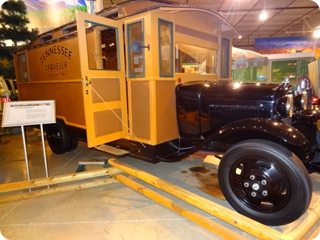 1931 Model AA Ford Housecar