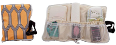 Nappies bag