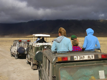 Safari: The Ngorongoro crater