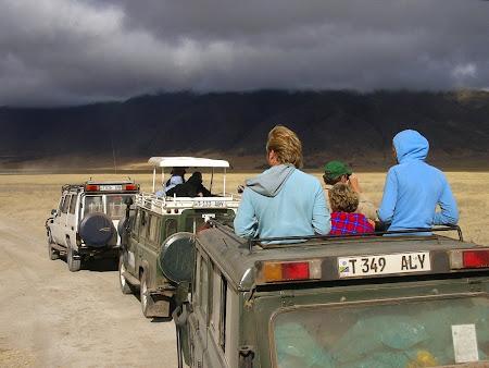 Safari: The Ngorongoro crater