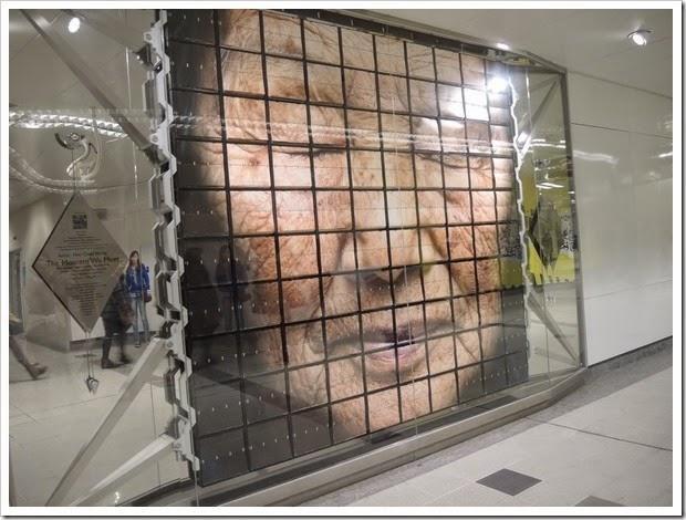世貿101捷運站