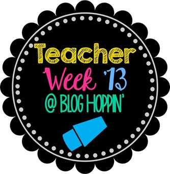Teacher Week Button