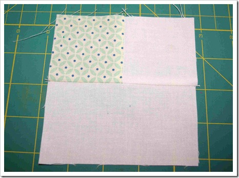 Four Patch Star step 5