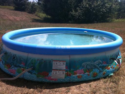 My baby pool