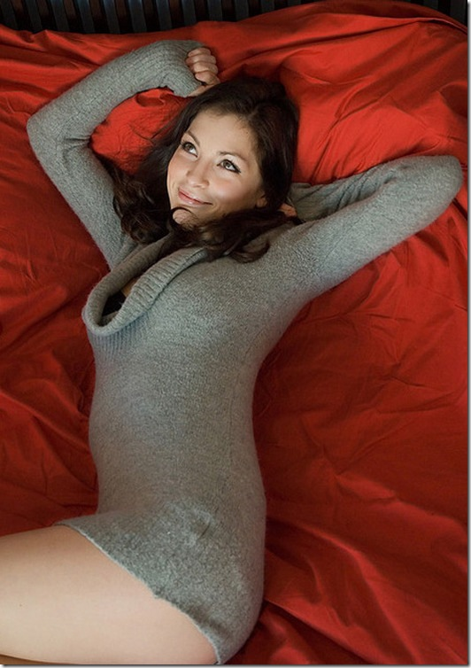 hot sweater puppies 5
