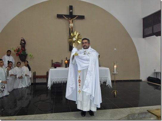 Paróquia São Francsico - Corpus Christi (1)