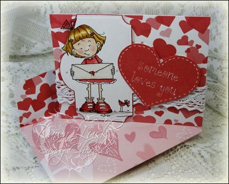 Sassy Cheryl's, Sallys Letter, Flower Soft, Recipe For Valentine