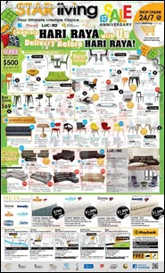 STAR Living Hari Raya Promotion 2013 All Discounts Offer Shopping EverydayOnSales