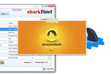 SharkThief - Imagem Principal