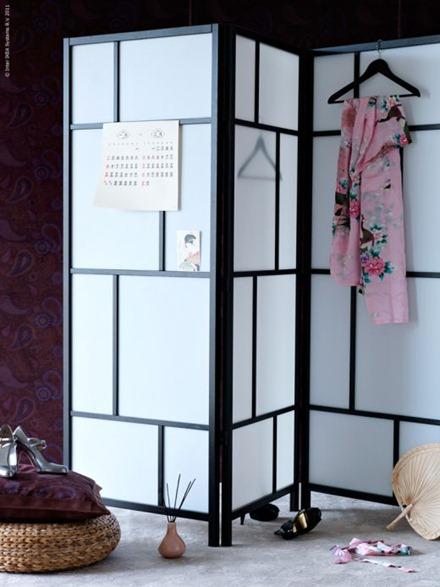 Skärmvägg, Risör, IKEA