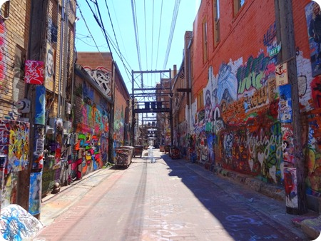 Painter's alley