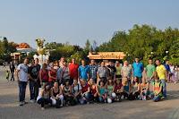 Ausflug Gardaland 2011