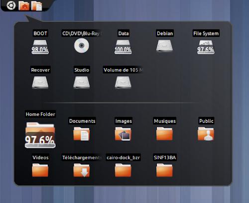 Cairo-Dock 3.1 su Ubuntu
