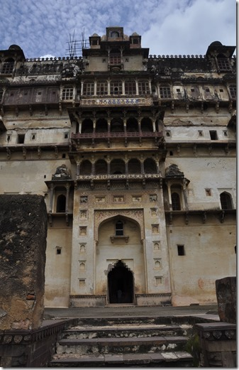 route gwailor orchha 030 Datia deo palace