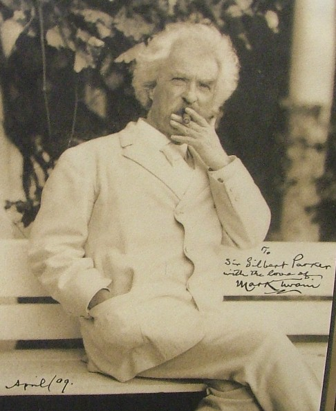 Samuel Clemens by Mark Twain.JPG