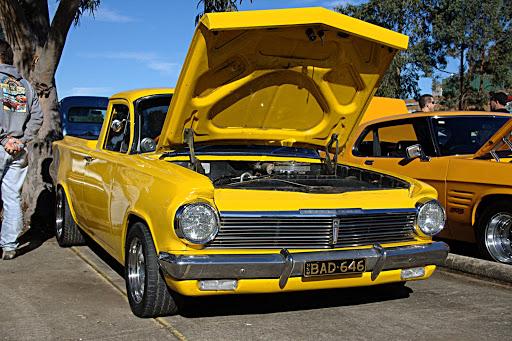 EH Holden Ute