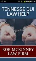 Screenshot of Tennessee DUI Law Help