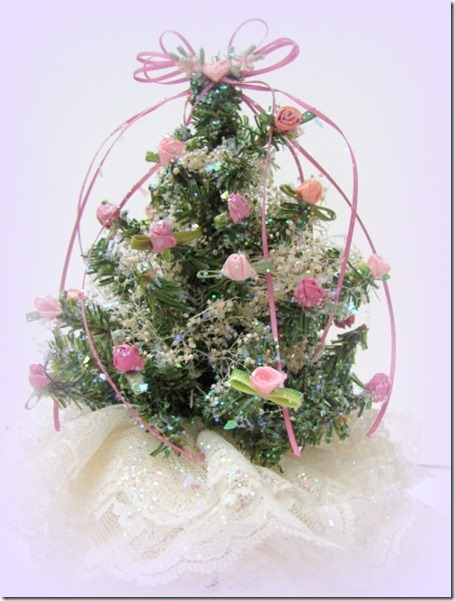 Rosebud tree