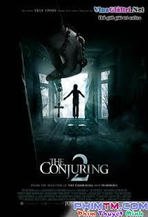 Ám Ảnh Kinh Hoàng 2 - The Conjuring 2 Tập 1080p Full HD