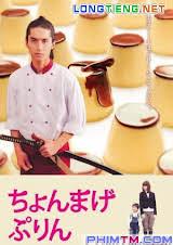 Anh Thợ Làm Bánh Pudding Tóc Bím