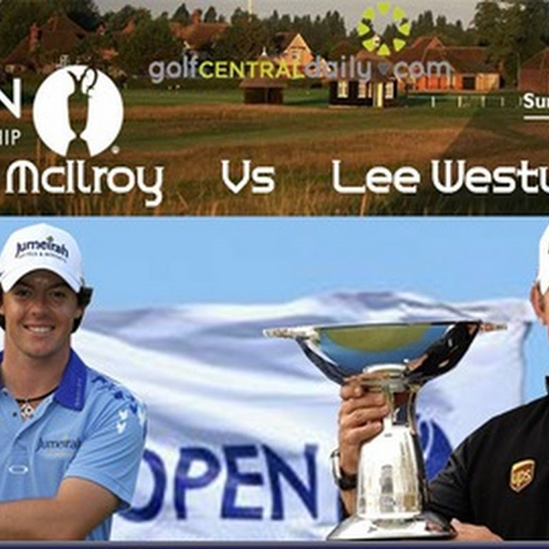 2011 British Open Championship Betting Preview: McIlroy Vs Westwood