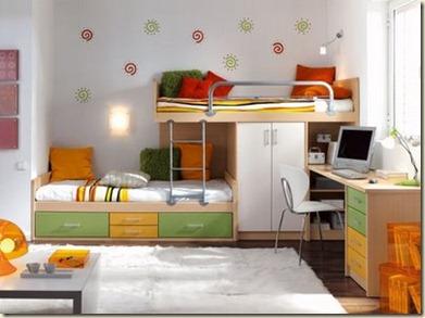Decoraci n de dormitorios juveniles para varones for Decoracion hogar juvenil