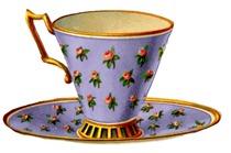 teacup vintage image GraphicsFairy8lv