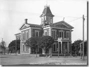 Tombstone courthouse1919