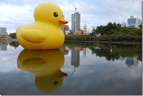 Florentijn Hofman (Rubber Duck) 3