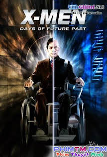 Dị Nhân 6 - X-Men: Days of Future Past (2014) Tập 1080p Full HD