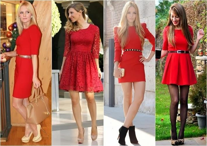 looks vestidos natal como usar 01