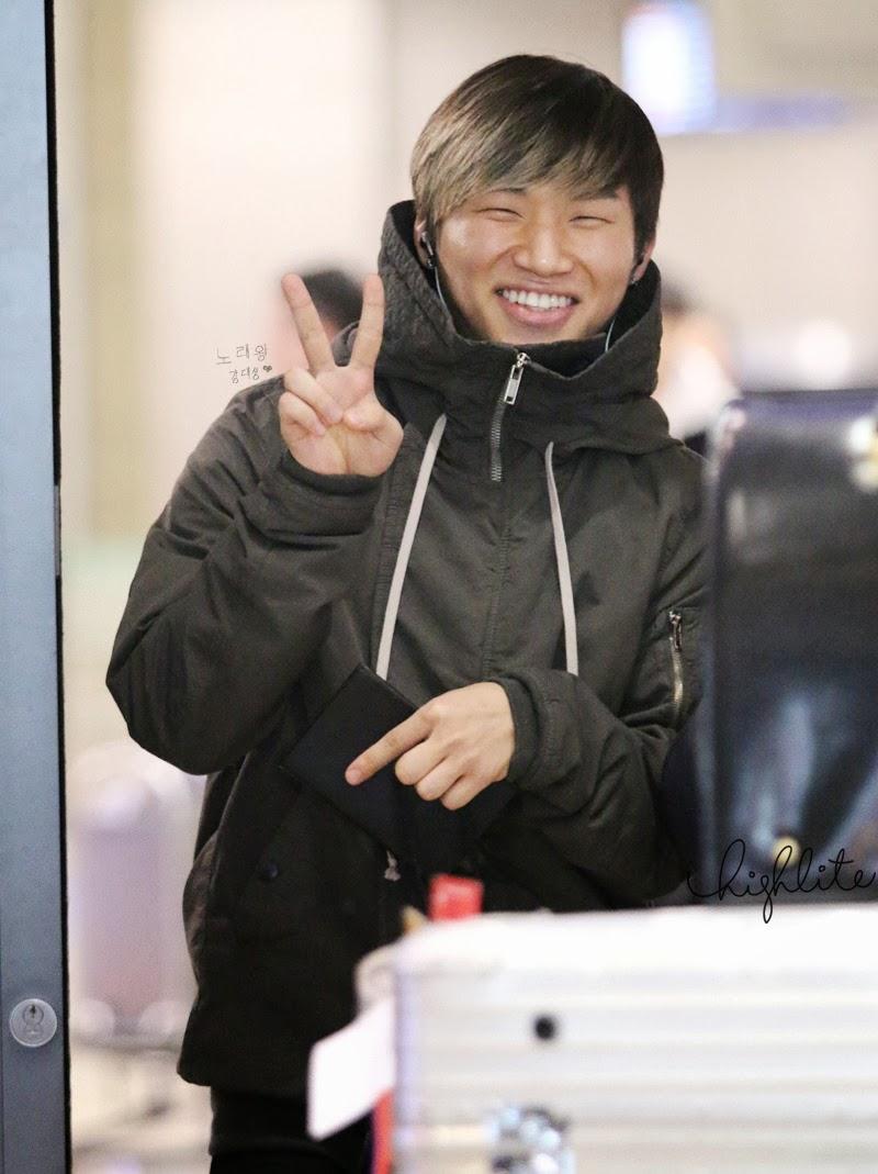 Big Bang - Incheon Airport - 16dec2013 - Dae Sung - Fan - High Lite - 07.jpg