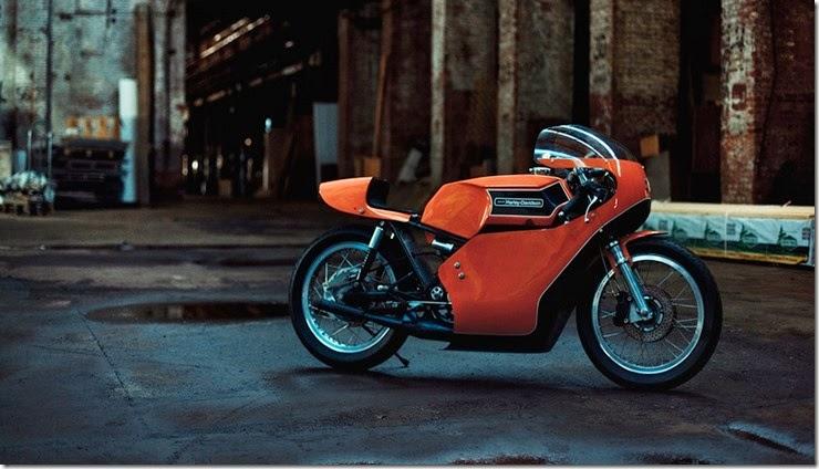 Harley Davidson: All Cars NZ: 1974 Harley-Davidson Aermacchi RR350