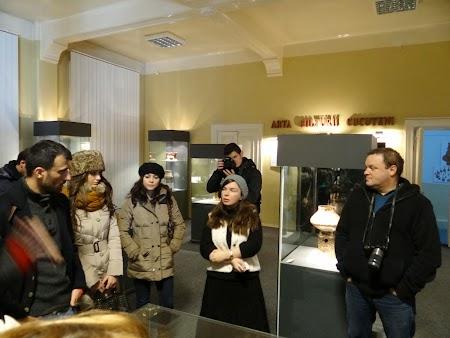 Obiective turistice Piatra Neamt: Ghida Muzeul Cucuteni