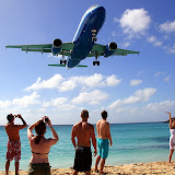 Maho:  Where Jet Engines Fly Feet Above Your Beach Towel - Philipsburg, St. Maarten