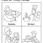 Dibujo Dia del Trabajador 11