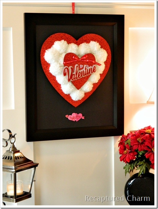 Valentine Heart Frame 071a