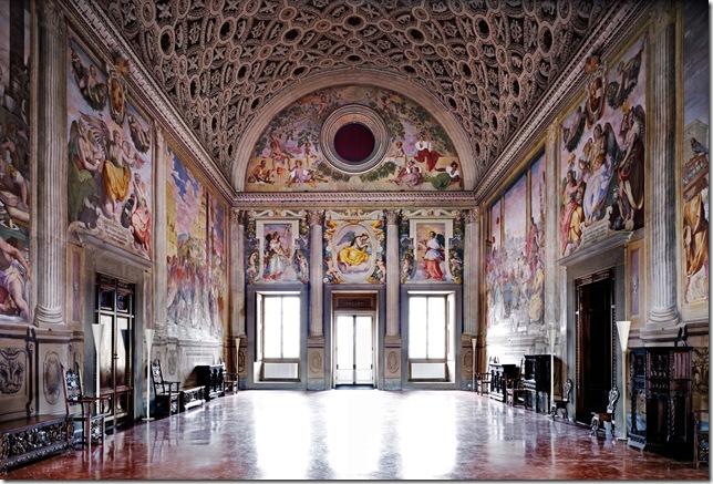 Candida Höfer VII_Villa_di_Poggio_Caiano_Prato_I_2008